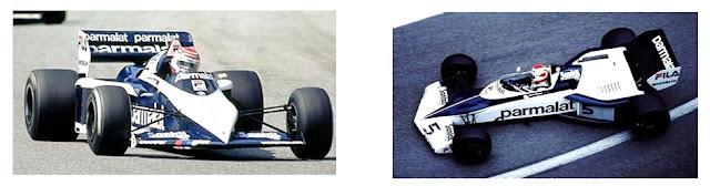 Automóvil de Formula 1 Brabham BT 52