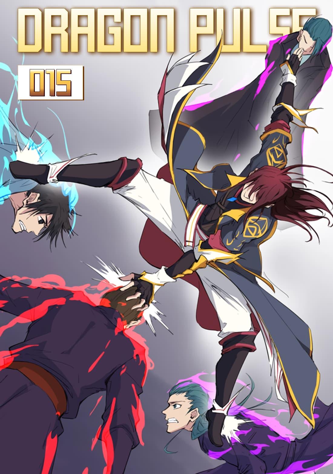 Dragon Pulse-ตอนที่ 15