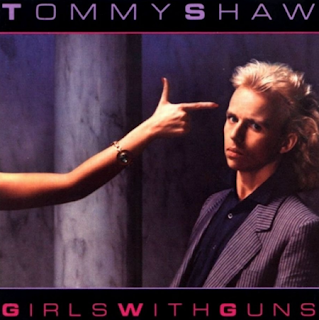 Tommy Shaw Girls with guns 1984 aor melodic rock music blogspot full albums bands lyrics