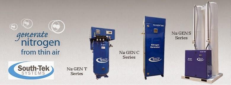 Nitrogen Gas Generators - South-Tek Systems Blog
