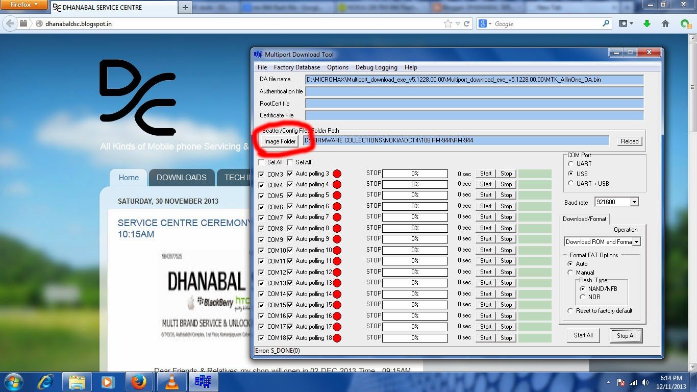 How to flash nokia 108 rm 944 best toool 1000000000000 working