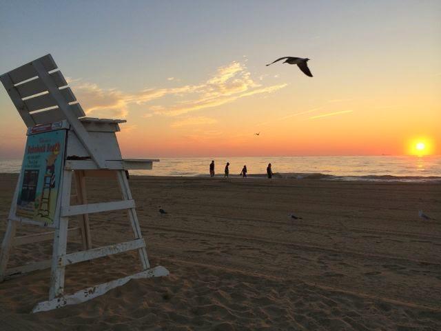 Sunrise  // Rehoboth Beach