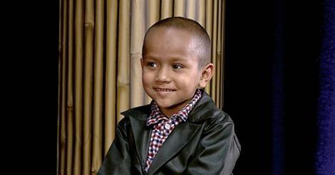 الطفل الملقب بجوجل ..أذكى طفل في العالم عمره 7 سنوات