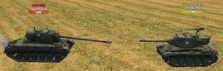 İki Kişilik Tank Savaşı Oyunu