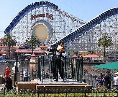 Goofy Instant Concert Paradise California