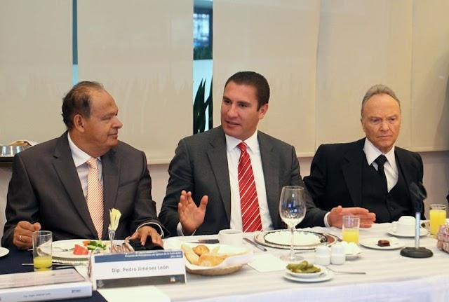 Diputados de Convergencia reconocen liderazgo