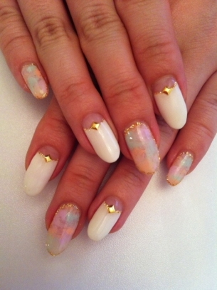 pretty nail art ideas summer 2012  world of fashion