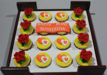 CUPCAKE FONDANT