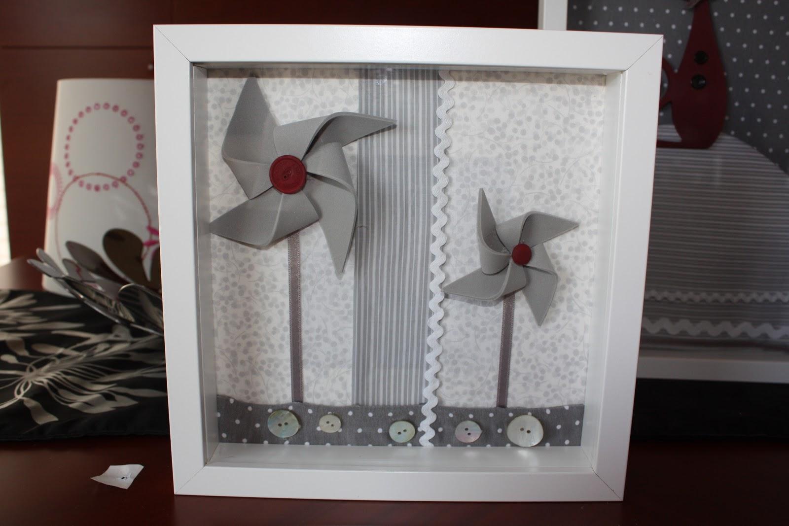 un buen regalo original y a la vez practico unos cuadros para habitaciones infantiles realizados con telas que pueden ser igual que las - Cuadros Originales Hechos A Mano