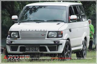 Komunitas Mitsubishi Kuda Semarang Variant Mitsubishi Kuda