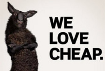 we love cheap