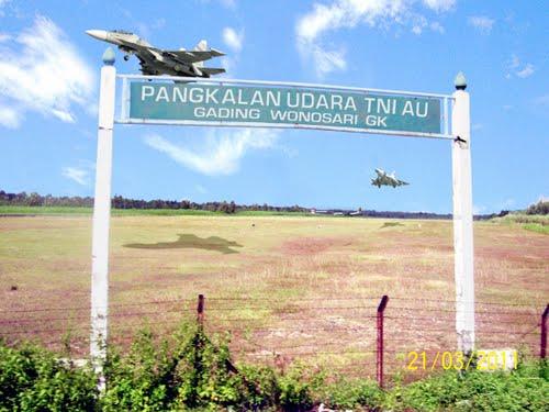 TNI AU Segera Fungsikan Lanud Gading