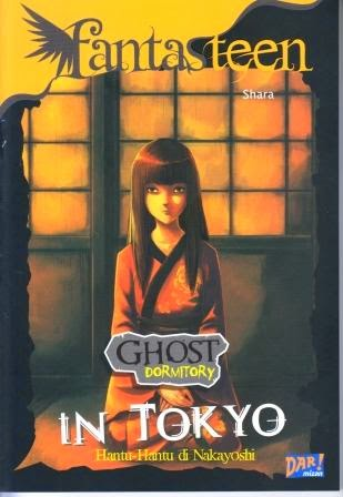 Buku Baru: GHOST DORMITORY IN TOKYO