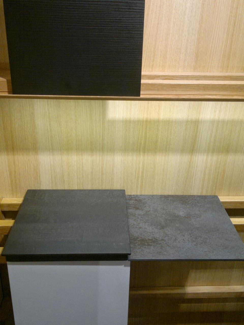 Puuta ja kiveä -raksablogin Puustellin keittiön materiaalit