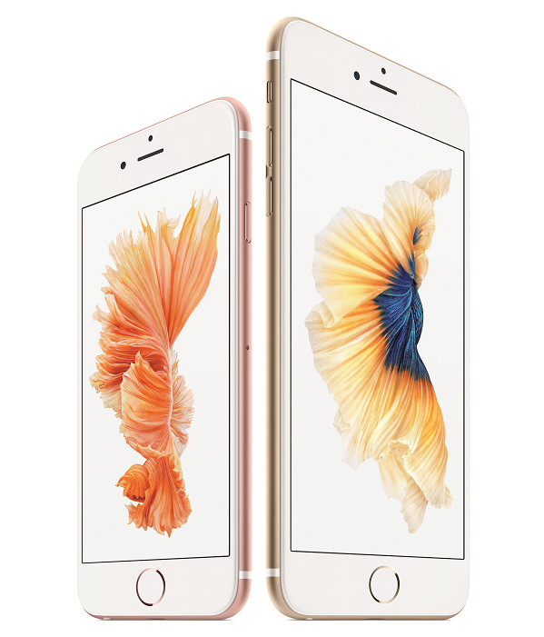 iPhone 6s 64GB and iPhone 6s Plus 16GB