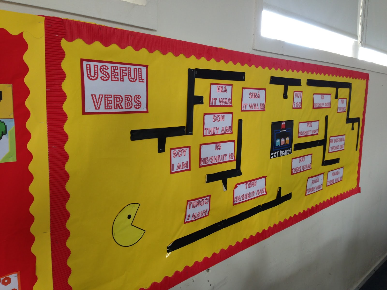 Mr Collins Mathematics Blog: Displays for Learning
