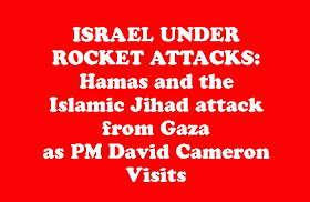 HAMAS ATTACK ISRAEL FROM GAZA: