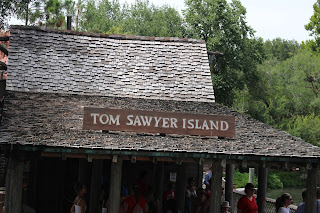 Tom Sawyer Island (1) - FrontierLand - Magic Kingdom - Walt Disney World - Orlando, Florida