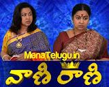 Vaani Raani - Radhika's Daily Serial