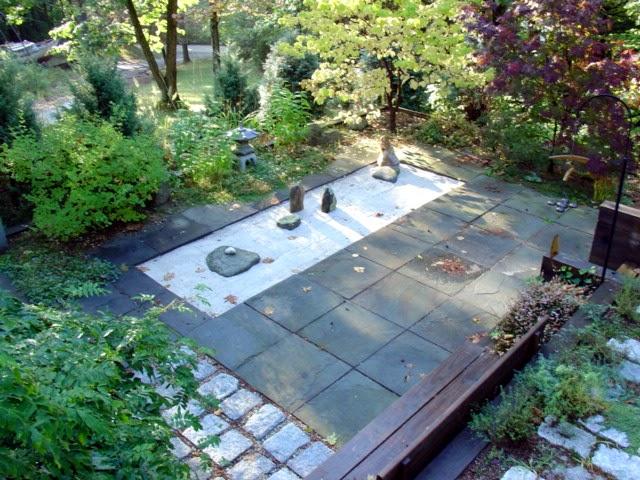 Crie Jardim Idéias para jardins  jardim zen