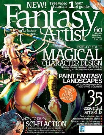 Fantasy Artist Magazine Issue 37 Free Download