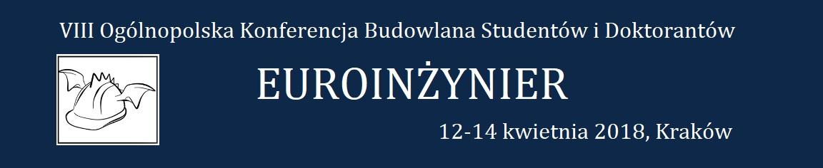Ogólnopolska Konferencja Budowlana Studentów i Doktorantów EUROINŻYNIER
