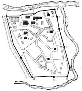 initiated: спасский монастырь основан в xi веке собор xvi века.