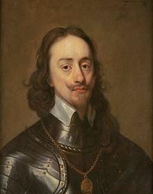 Carlos I decapitado