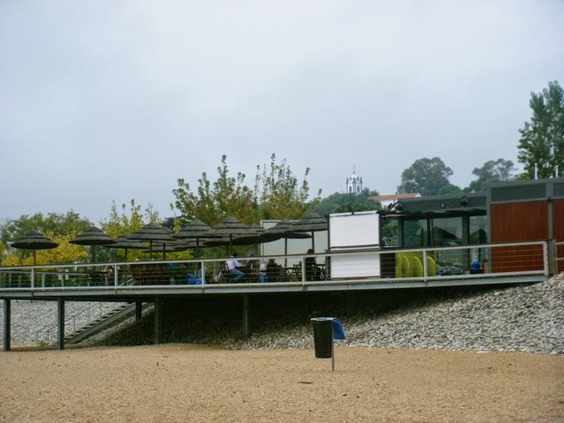 bar da Praia Fluvial