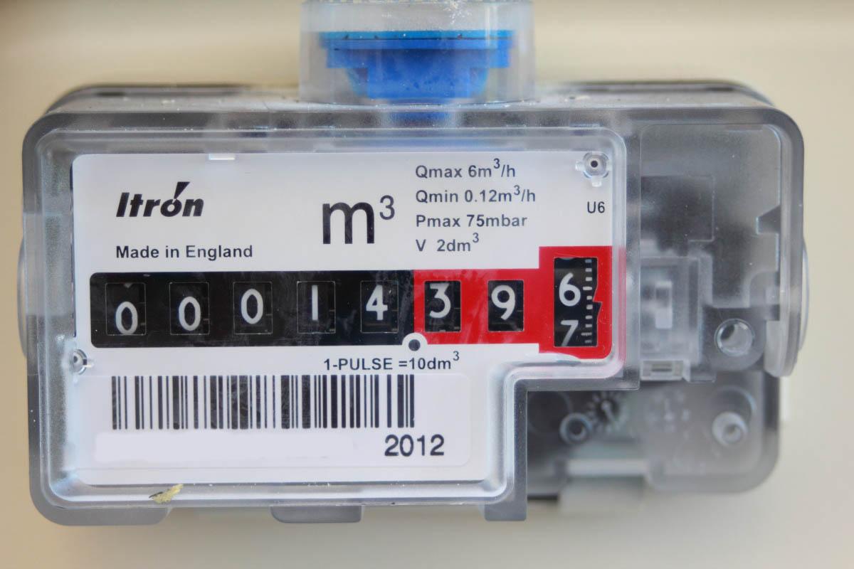 hoeveel kwh in m3 gas
