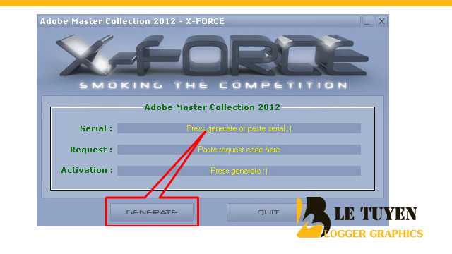 adobe master collection cs6 keygen xforce free download