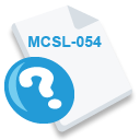 Download MCSL-054 Practical Question Papers