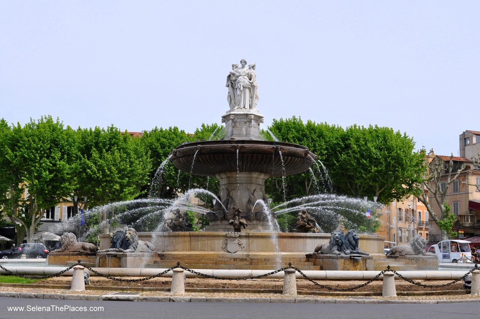 Aix en Provence, France