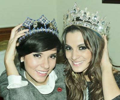 miss guatemala 2011 winners laura godoy monique aparicio