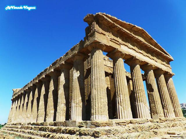 Vale dos Templos, Agrigento
