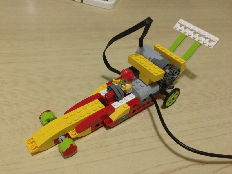 Wedobots Lego Wedo Designs For The Busy Teacher Dragster I