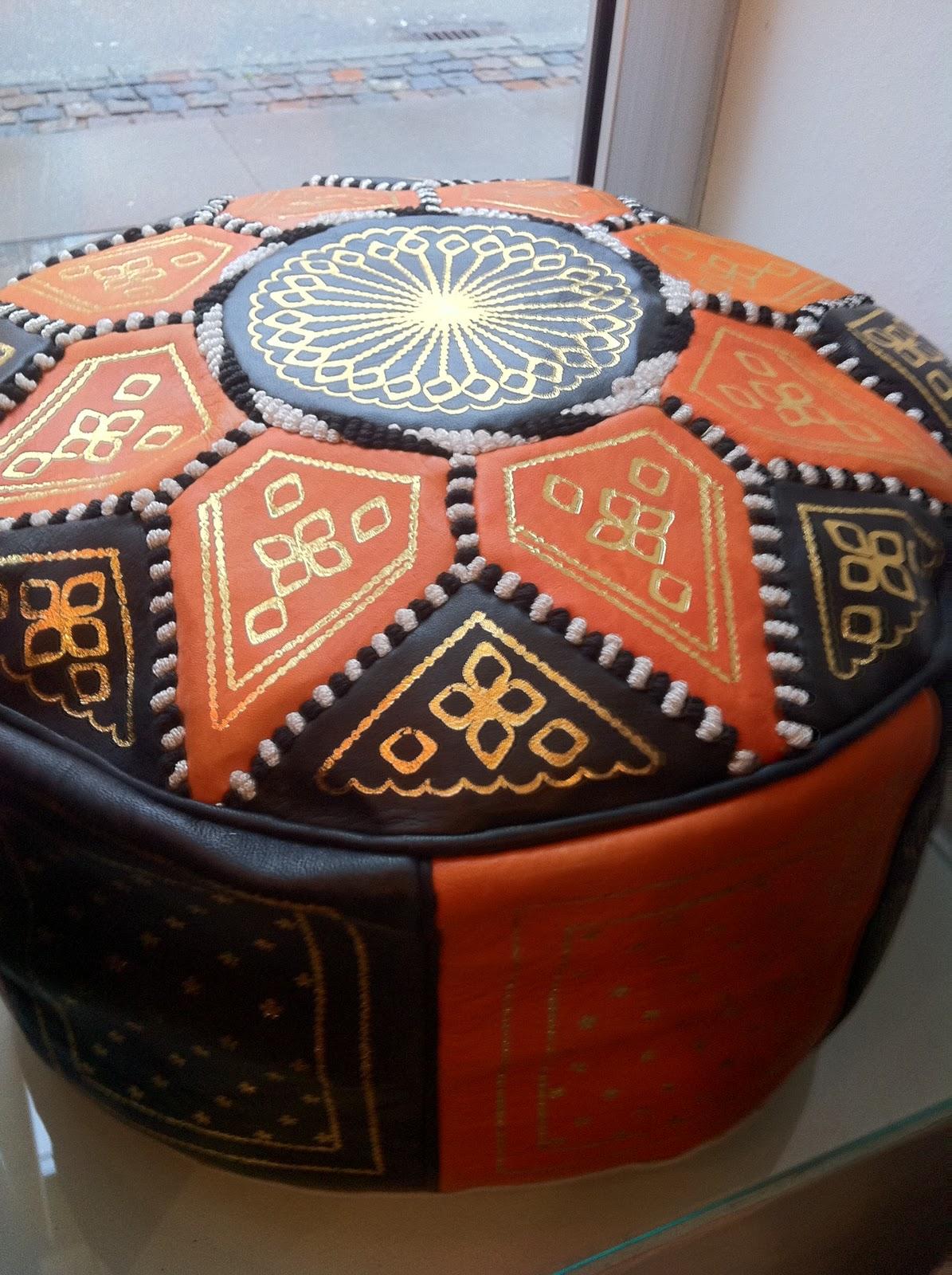 Marokkanske puder
