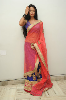 Bhavya Sri  Pictures in half saree 009.jpg