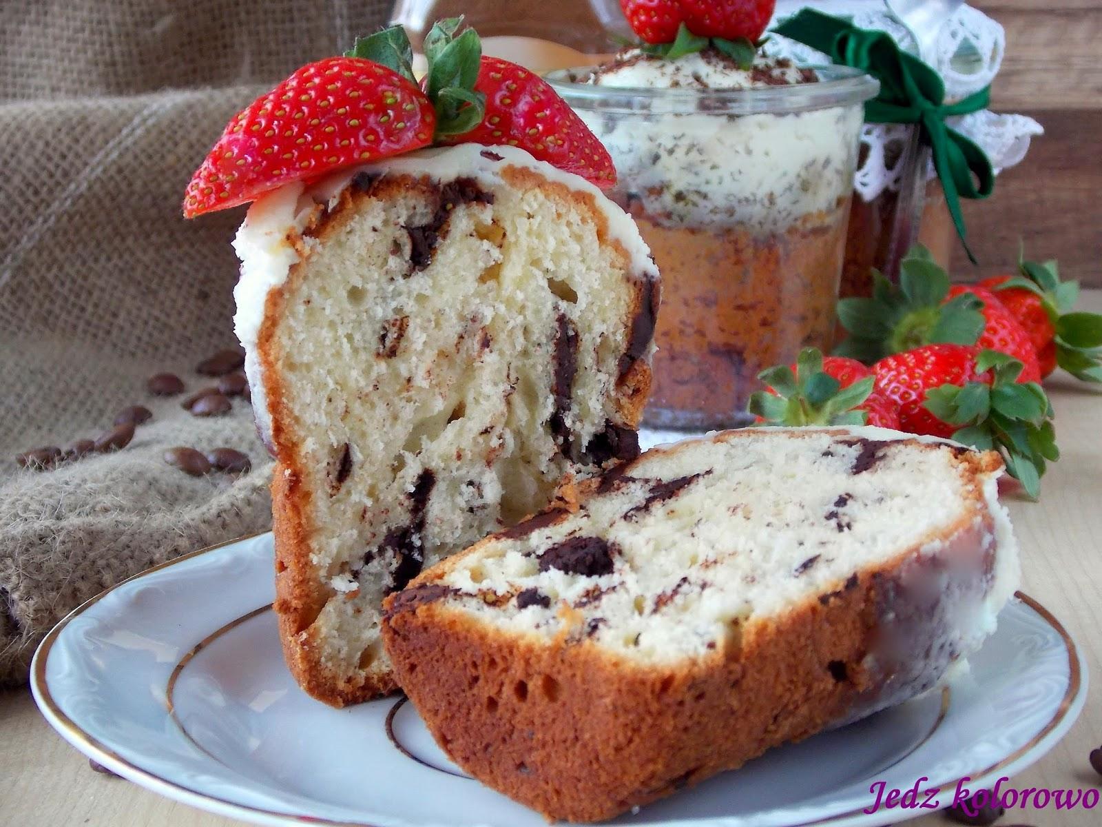 ciasto w słoiku