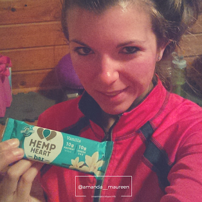 Hemp Heart Bar, Fueled by Hemp, Manitoba Harvest, Photo Contest, Product Review