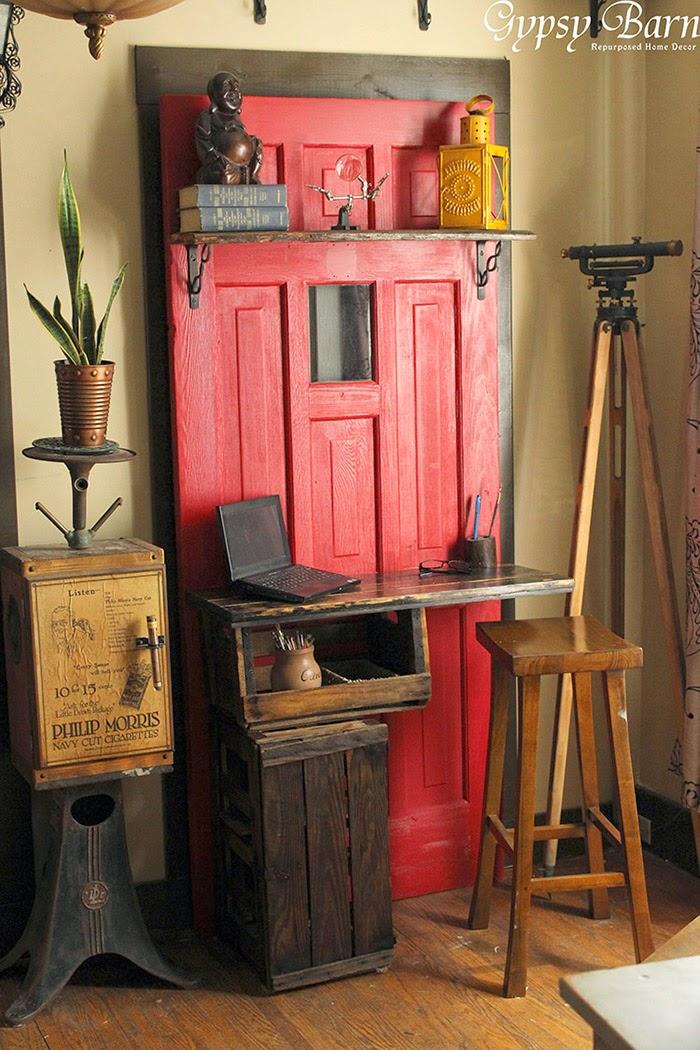 Gypsy Barn The Red Door Desk