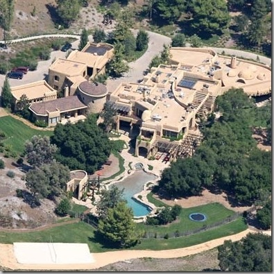 Latest hollywood hottest wallpapers will smith house for Maison will smith