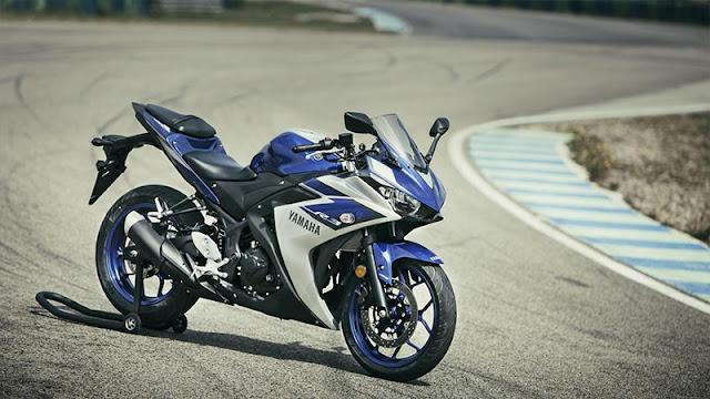 Yamaha YZF R3 Design