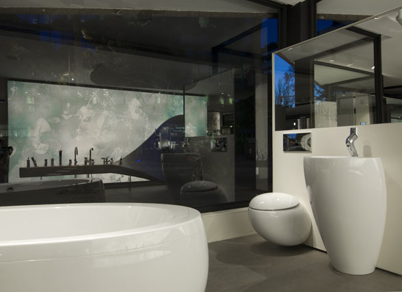 roca the world leading brand in sanitary ware gives lagranja the assignment of creating a new shop concept