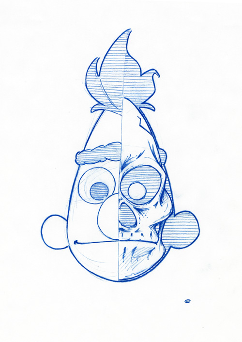e,doodles Long time no post