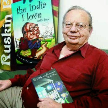 short essay on ruskin bond The characters in the short story the thief he recalled that a greedy person shows panic  documents similar to the thief by ruskin bond skip carousel.