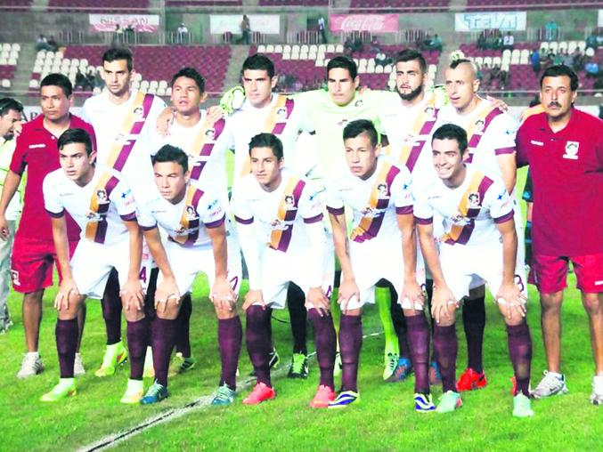 De estreno. Coras Tepic debutará en la Copa ante Chivas.
