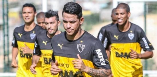 Giovanni Augusto pertence ao Atlético-MG, mas esteve emprestado ao Figueirense no último Brasileirão