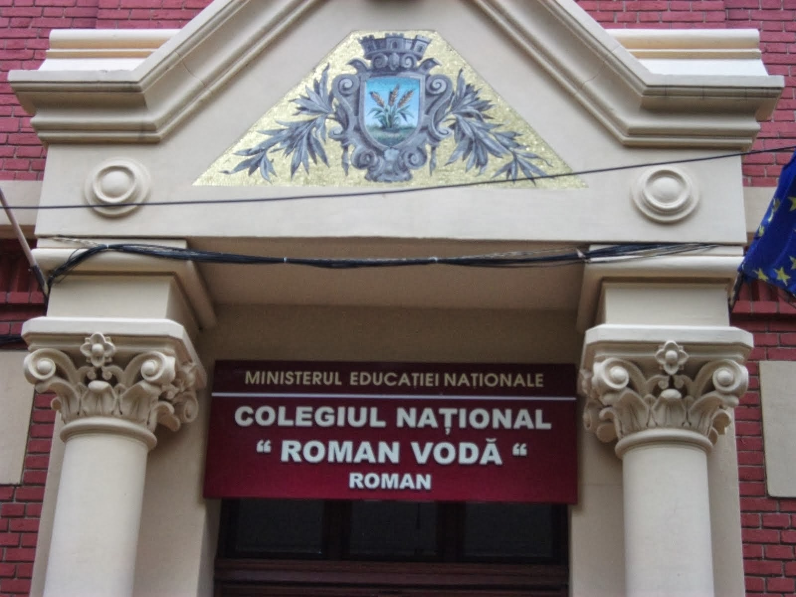 """Cursuri ARACIP, Colegiul Naţional """"Roman Vodă""""- Roman, 11-13.10.2013..."""