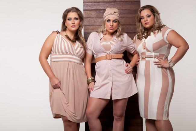 Veja aqui ersos modelos lindos de roupas para as gordas e gordinhas